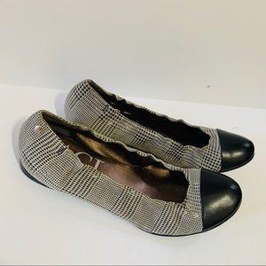 Attilio Giusti Leombruni AGL Checkered Leather